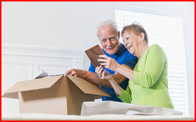 Removals For Senior Citizens